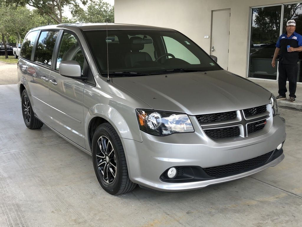 Certified Pre-Owned 2016 Dodge Grand Caravan R/T