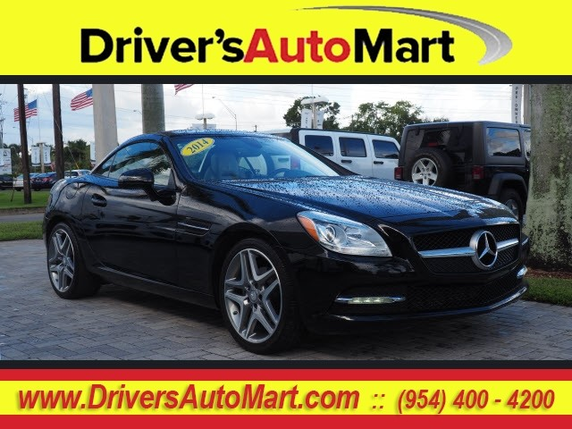 Pre Owned 2014 Mercedes Benz SLK SLK 250