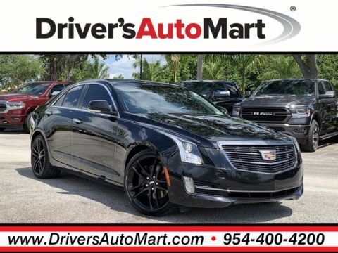 Pre-Owned 2016 Cadillac ATS 3.6L Performance