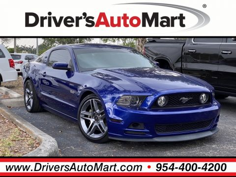 Pre-Owned 2013 Ford Mustang GT