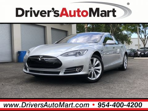 Pre-Owned 2016 Tesla Model S 90D