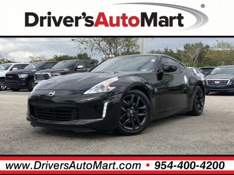 Pre-Owned 2016 Nissan 370Z Base