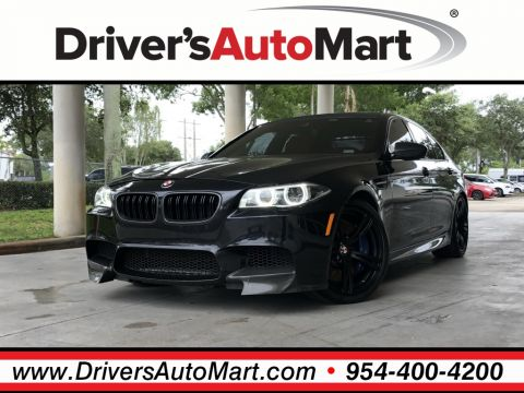 Pre-Owned 2015 BMW M5 Base