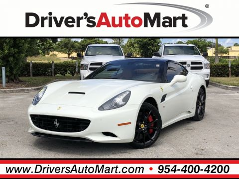 Pre-Owned 2010 Ferrari California Base